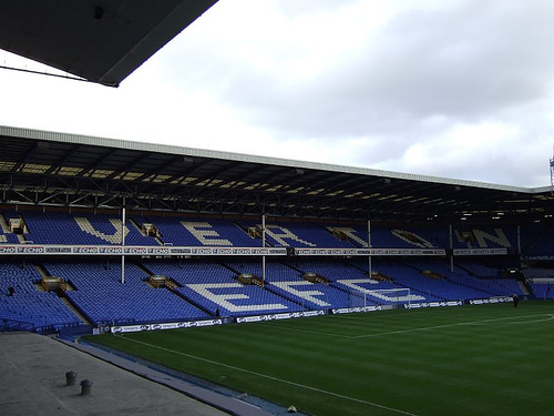 gwladys street end Iconic Premiership Stands