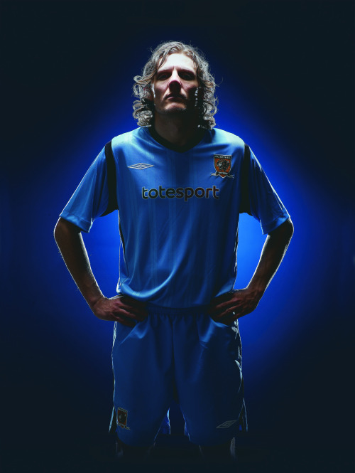 jimmy bullard hull city Hull City Home And Away Kits For 09/10 Season Revealed