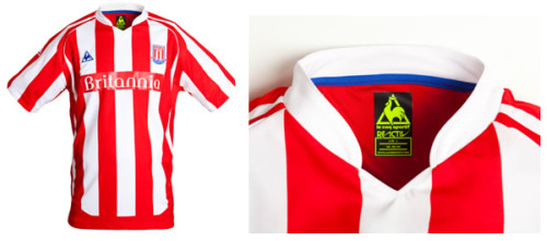 stoke city home jersey 2009 20101 Stoke City Home Jersey For 09/10 Season Revealed