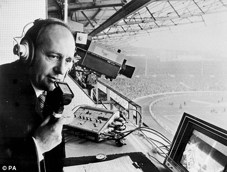 brian moore commentator Why Soccer Sounds Better With British Commentators