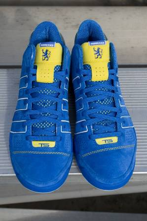 kevin garnett chelsea shoe 4 Chelsea and Kevin Garnett Unveil Limited Edition Shoe