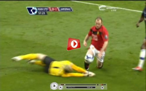 wayne rooney dives To Dive or Not To Dive? That is the Question.