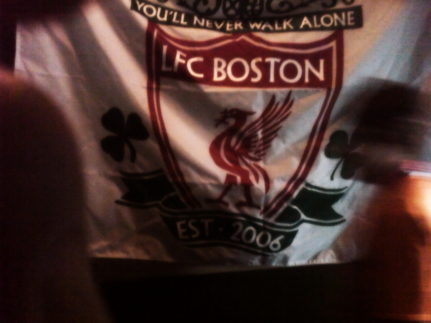 Phoenix Landing LFC Boston Banner Adventures Of A Premier League Fan Near Harvard University