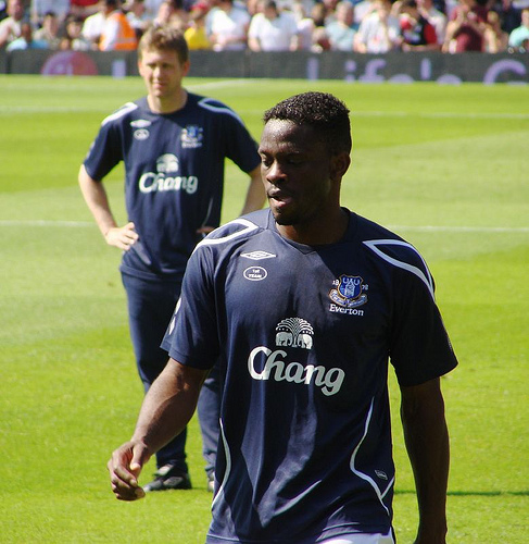 louis saha The Reemergence of Louis Saha