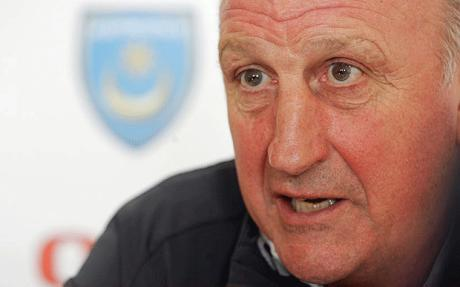 paul hart Please Dont Sack Pompey Manager Paul Hart