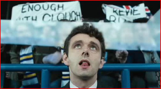 Clough Out1 Movie Review   The Damned United