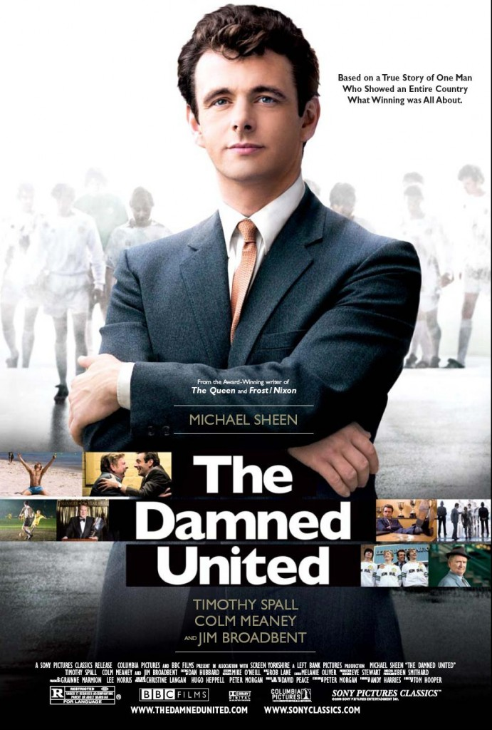 DUposter 691x1024 EPL Talk Podcast: Michael Sheen and The Damned United