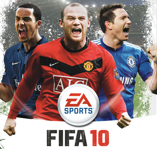fifa10 boxart Win FIFA 10 For the Xbox 360, Wii or PS3