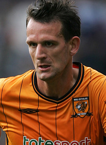 Jan Vennegoor of Hesselink Hull City 2 1 Stoke City: Tigers Pull Off Last Gasp Winner