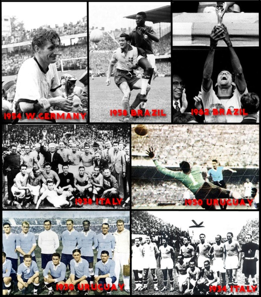 World Cup Winners 1930 1962 Revealed: What England Must Do To Win The World Cup