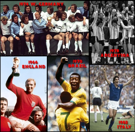 World Cup Winners 1966 1982 Revealed: What England Must Do To Win The World Cup