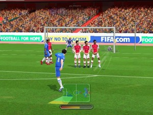 fifa 10 wii 1 300x225 Review: FIFA 10 For Wii