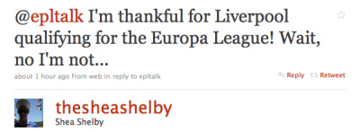 thesheashelby twitter Happy Thanksgiving Day, Soccer Fans