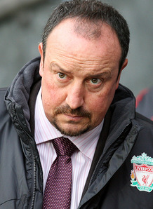 Blackburn v Liverpool Rafael Benitez pa 2393676 What Does Rafa Benitez Have To Do To Get Sacked?