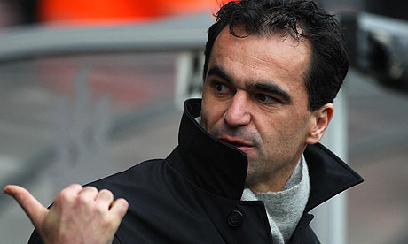 Roberto Martinez is set t 002 Times Running Out For Roberto Martinez at Wigan Athletic