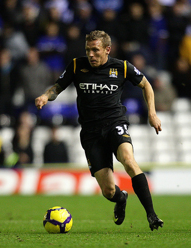 craig bellamy manchester city Should Craig Bellamy Have Been Sent Off Against Bolton For Diving?