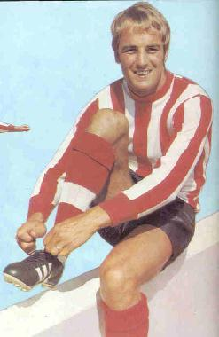 ron davies Questions Please For Ron Davies, Southampton Legend