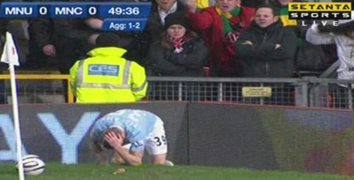 craig bellamy hit Craig Bellamy Coin Incident Gave Man United Unfair Advantage