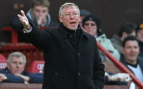 fergie1 Sir Alex Ferguson Calls for Improved Relationship With Liverpool: The Daily EPL
