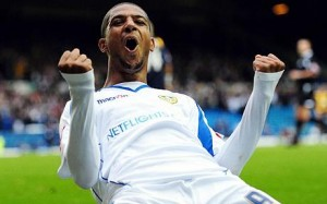 jermaine beckford  1116295c 300x187 Manchester United 0:1 Leeds United  Welcome to the War of the Roses, New Footy Fans