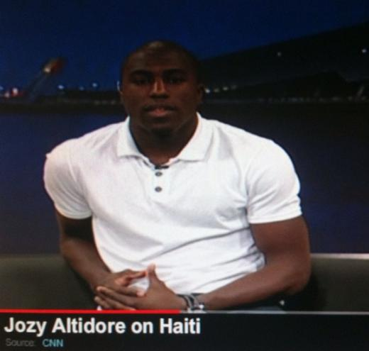 jozy altidore on CNN