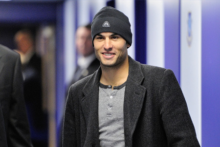 landon donovan everton Landon Donovan Arrives At Everton