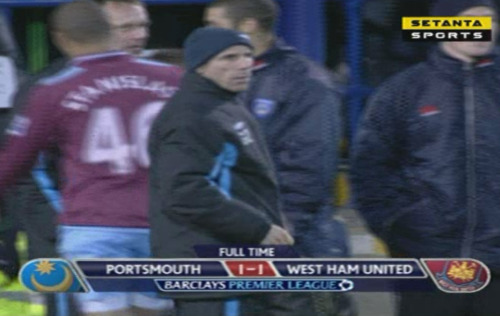 portsmouth west ham Portsmouth and West Ham: Two Teams That Don't Deserve To Go Down