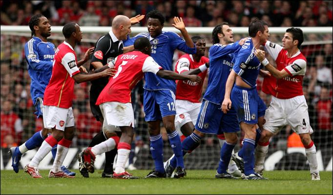 692 arsenal chelsea 2007 Chelsea vs Arsenal: Who Will Win the Battle Between the League's Most Attacking Sides?