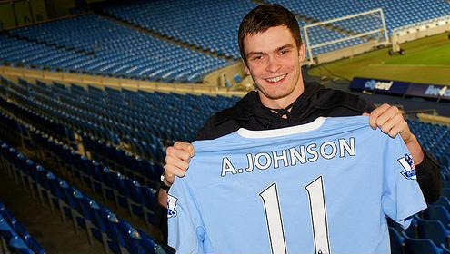 Man City Got The Right Man With Adam Johnson Signing