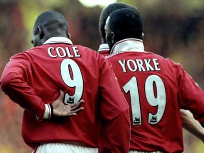 andrew cole dwight yorke Andrew Cole Interview: EPL Talk Podcast