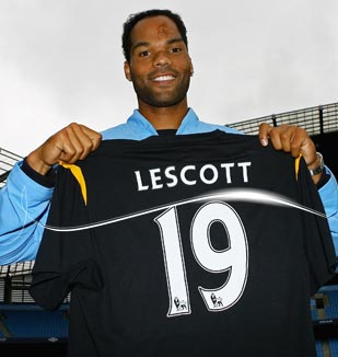 joleon lescott manchester city shirt Why Soccer Shirts Are More Than Just Shirts