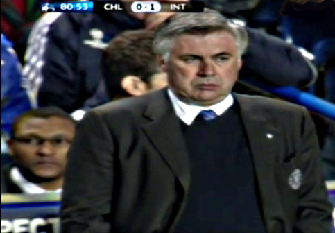 carlo Same Old Chelsea, Always Complaining in Champions League