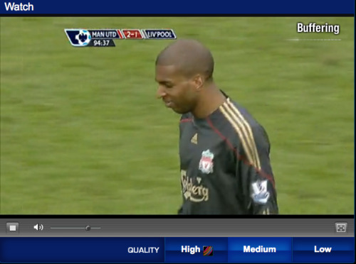 manunited liverpool foxsoccertv FoxSoccer.tv Drops the Ball with Man United v Liverpool Coverage