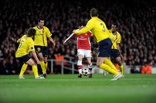 4480407378 aa2093feac Barcelona v Arsenal: Live Blog