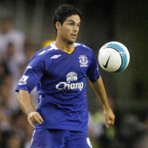 Arteta 300x300 David Moyes' Best Signings for Everton