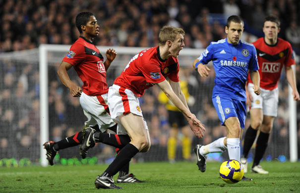 Chelsea vs Manchester Uni 001 Premier League Race: 'When 3 Became 2'