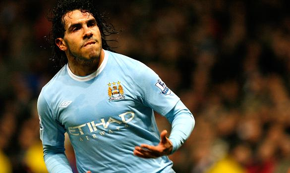 Tevez v Man Utd PFA Players' Player of The Year Award   Who Will Win It?