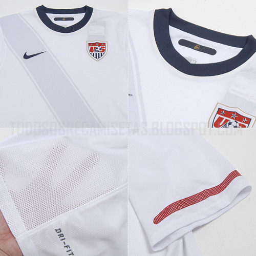 USA world cup shirt home details Buy USA World Cup Home Jersey: Now Available