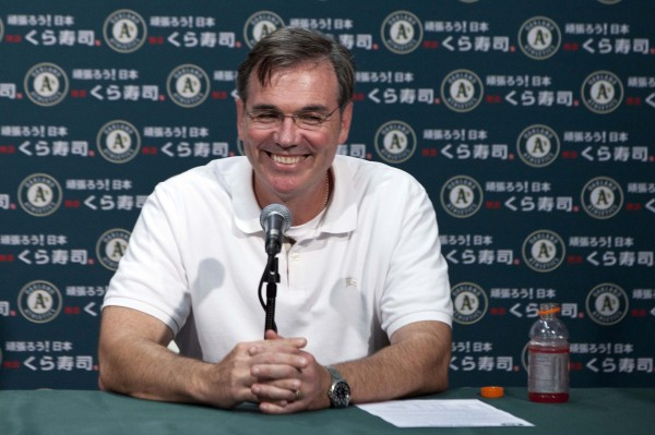Billy Beane interview