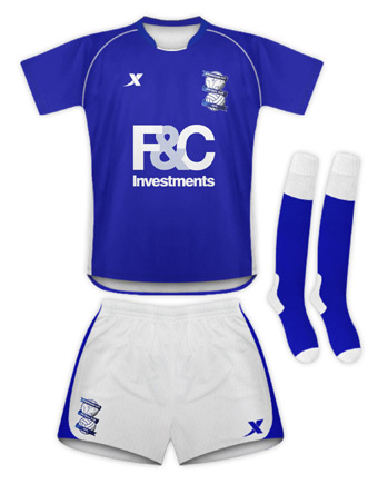 birmingham city kit a Birmingham City New 2010 11 Home Kit: Vote Now
