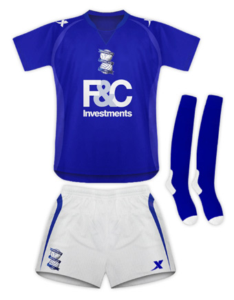birmingham city kit b Birmingham City New 2010 11 Home Kit: Vote Now