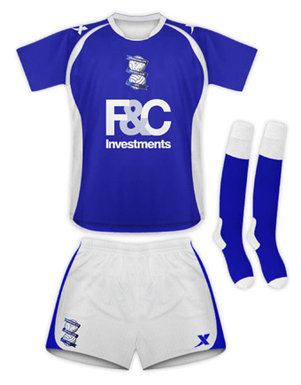 birmingham city kit c1 Birmingham City New 2010 11 Home Kit: Vote Now