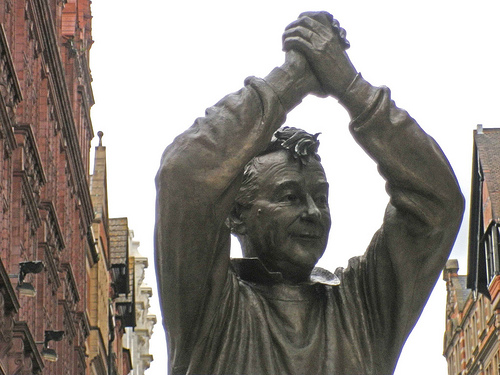 brian clough statue Video: Why Brian Clough Remains a True Legend in English Football