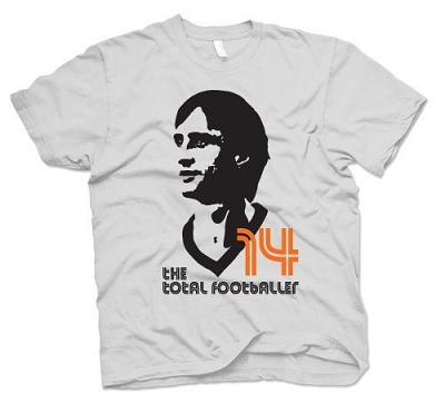 cruyff objectivo Top 10 Football And Premier League Related T Shirts