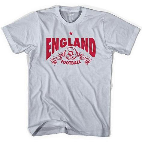 england objectivo1 Top 10 Football And Premier League Related T Shirts