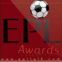 epl award logo 2010 11 Best EPL Defender