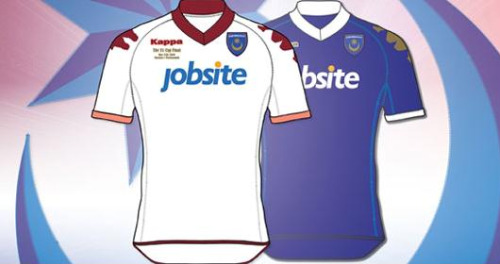 portsmouth away shirt fa cup Portsmouth to Wear Special Away Kit For FA Cup Final