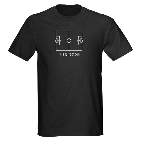this is football Top 10 Football And Premier League Related T Shirts