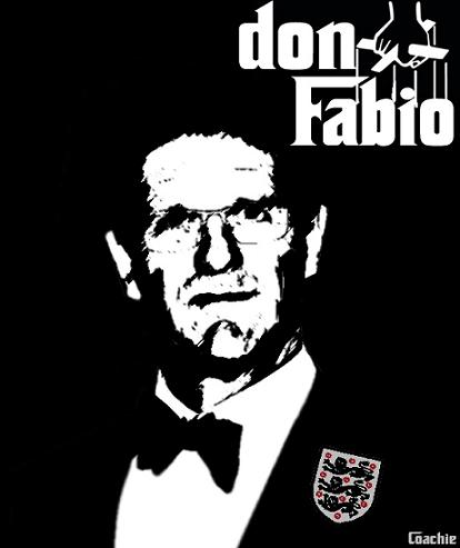 Don Fabio England Fans Who Lack Faith in Fabio Capello are Unjustified and Premature