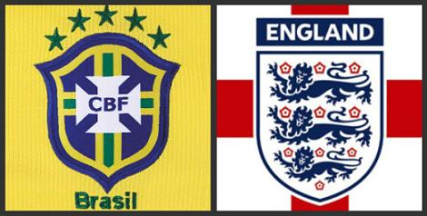 England Brazil Five Reasons Why Brazil Won't Win the World Cup and Five Reasons Why England Could